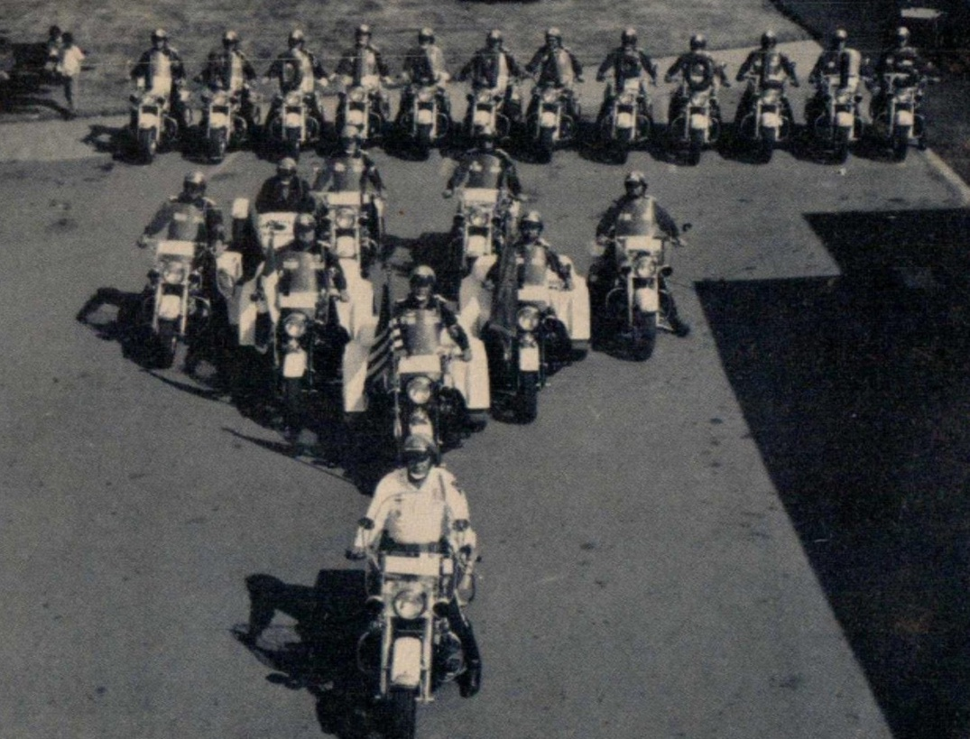 The American Legion Motorcycle Patrol of Indianapolis, Indiana