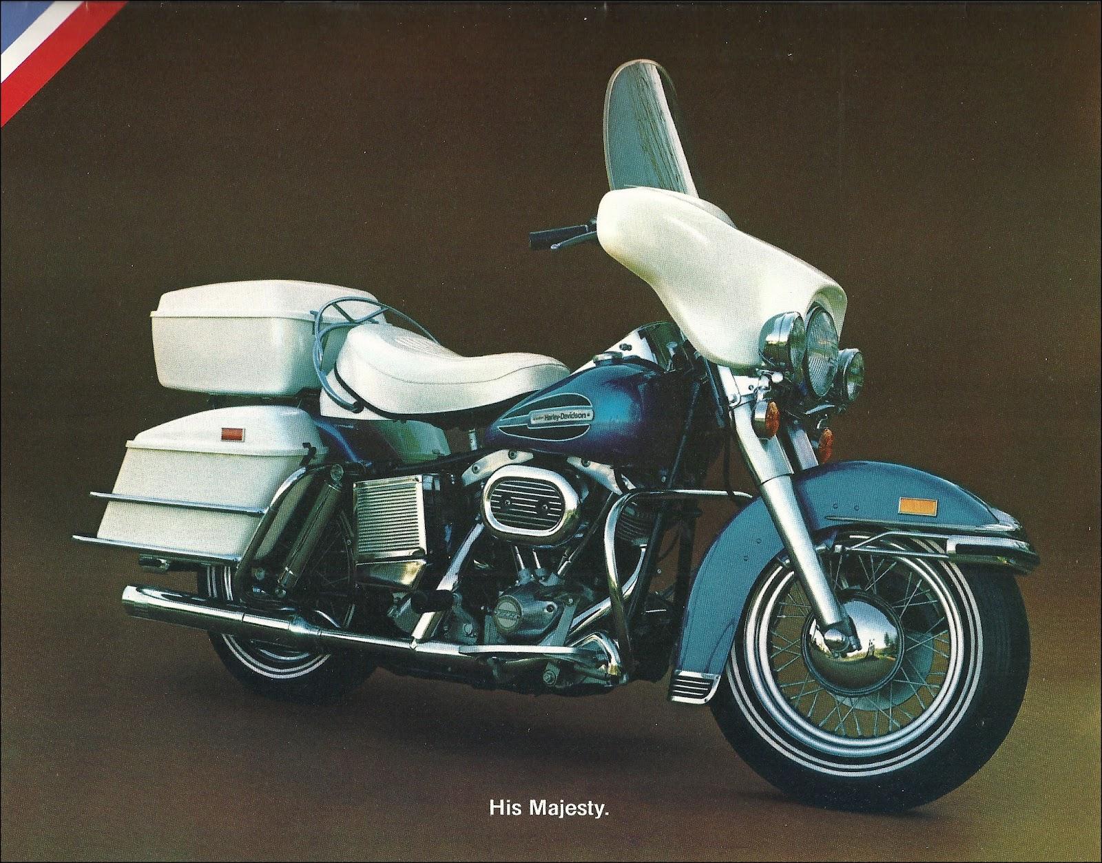 Modelo FLH Electra-Glide de 1972