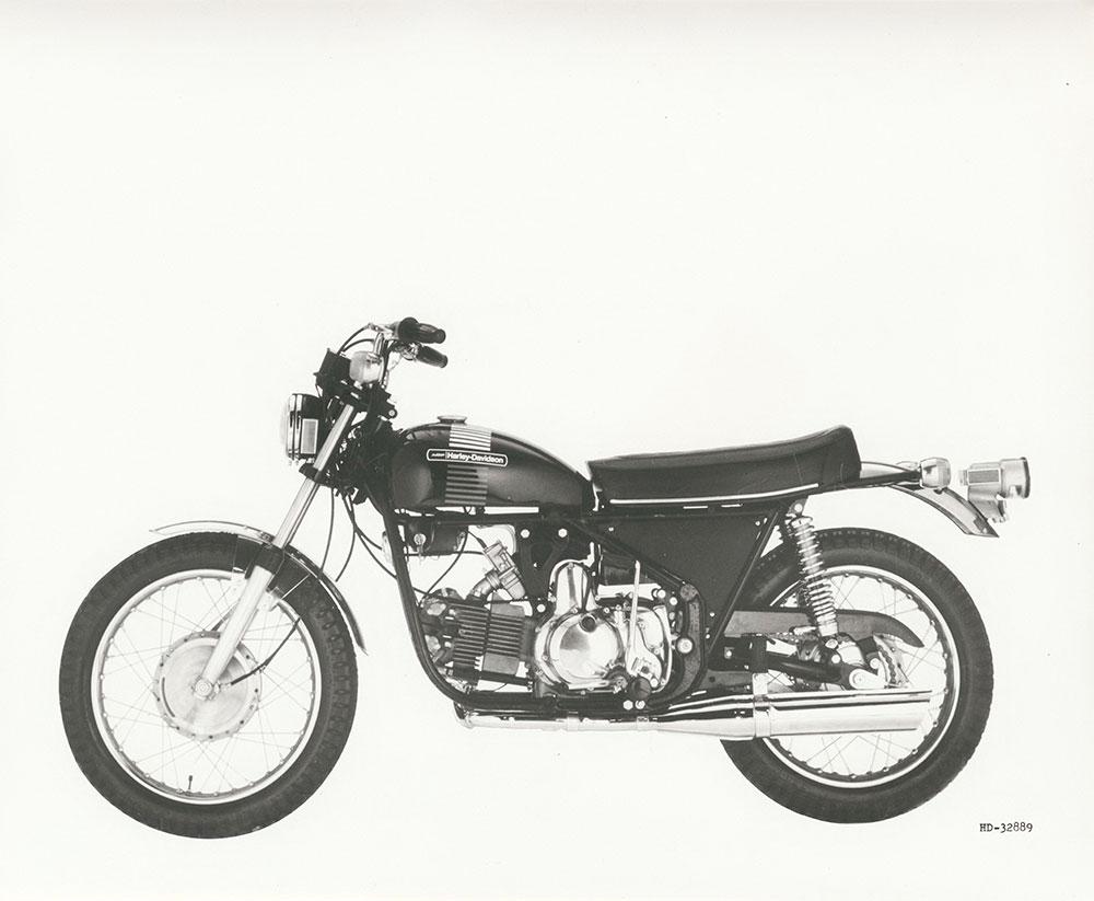 Sprint SS-350 de 1973