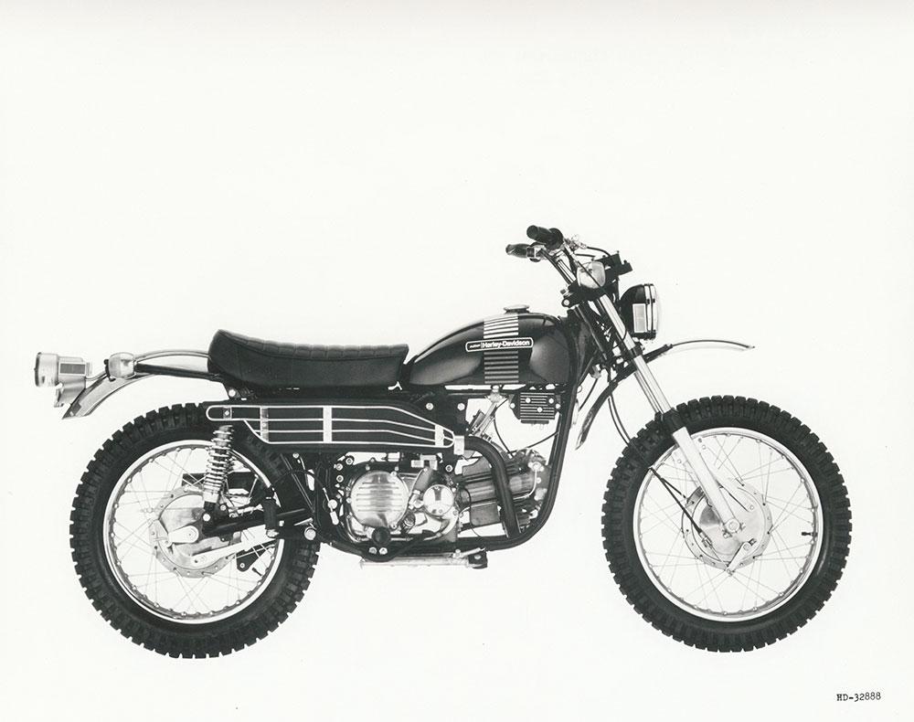 Sprint SX-350 de 1973