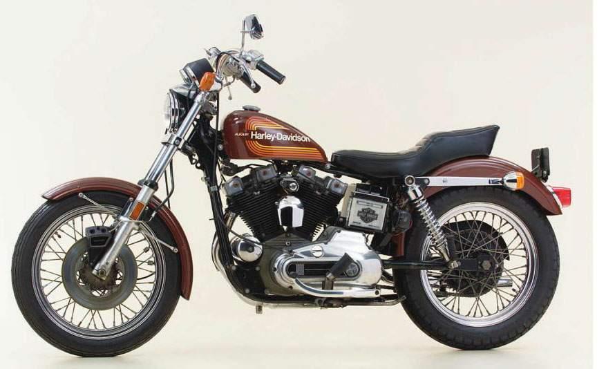 Modelo XLCH de 1976