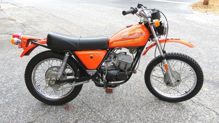 Modelo SX-125 de 1976