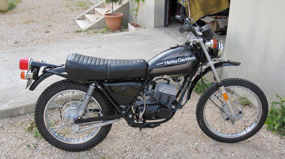 Modelo SXT-125 de 1977