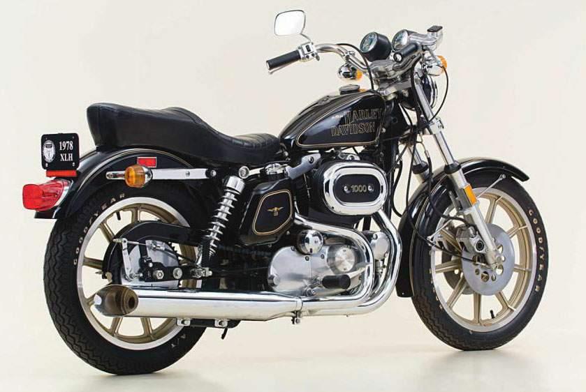 Modelo XLH-1000 de 1978