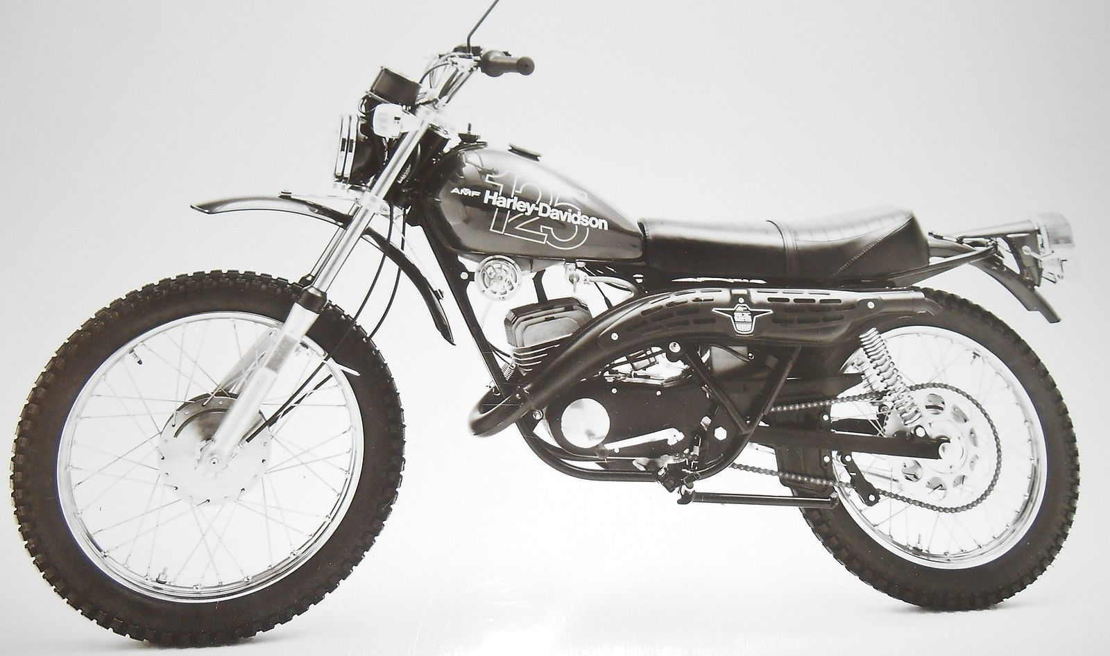 Modelo SXT-125 de 1978