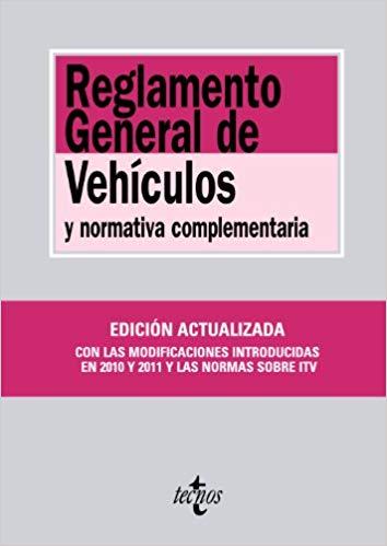 Reglamento General de Vehículos