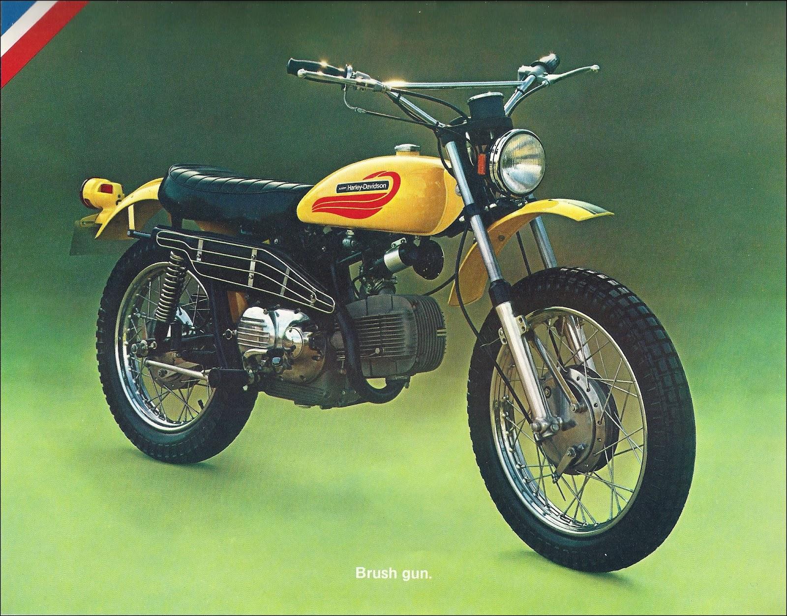Modelo Sprint SX-350 de 1972