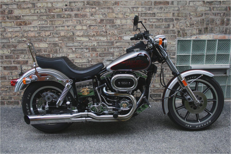 Modelo FXS-1200 Low Rider de 1979