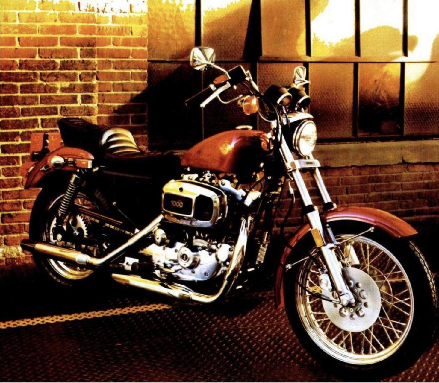 Modelo XLH-1000 de 1980