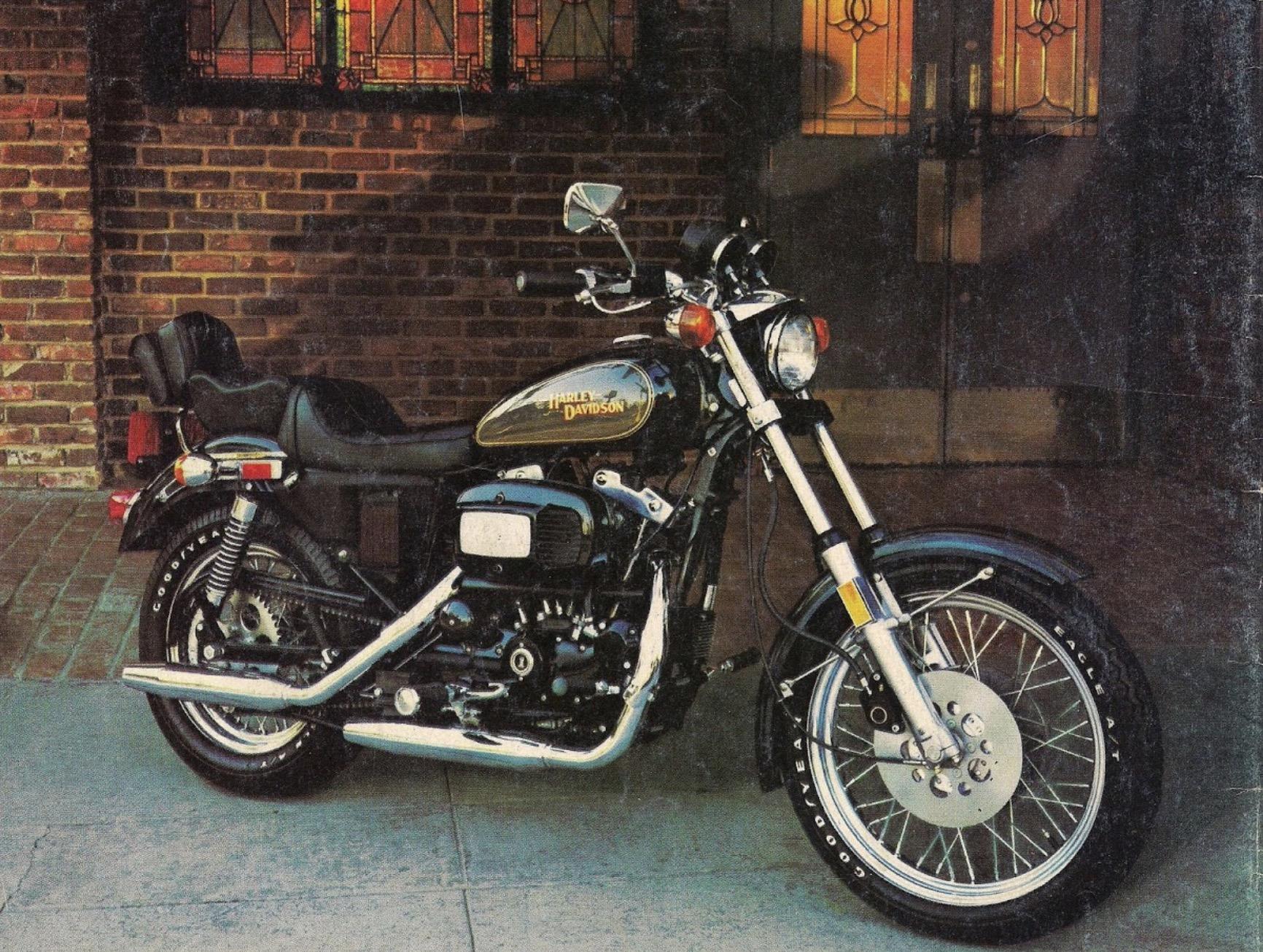 Modelo XLS Roadster de 1980