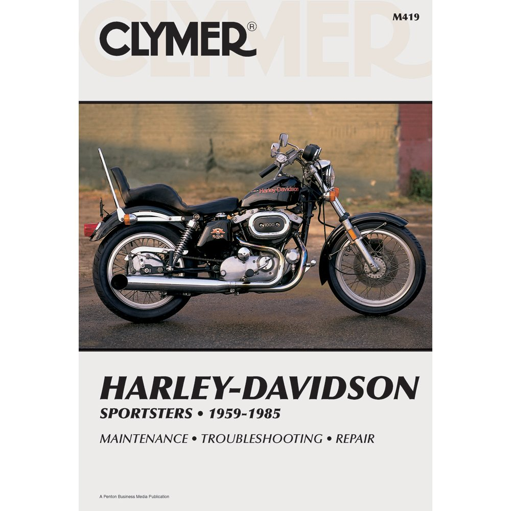 Manuales Clymer