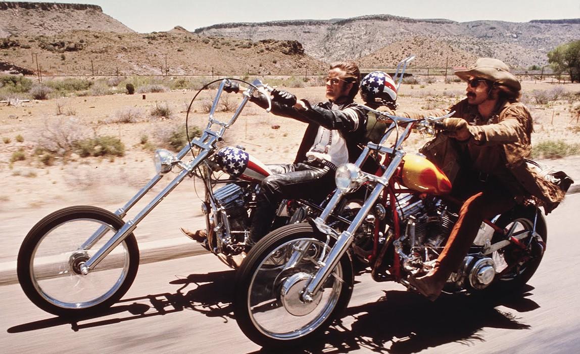 La película Easy Rider