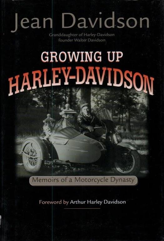 Growing Up Harley-Davidson