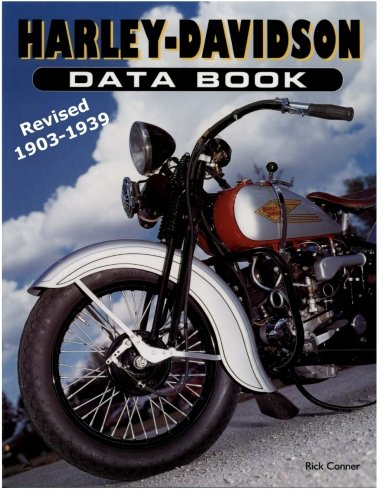 Harley-Davidson Data Book