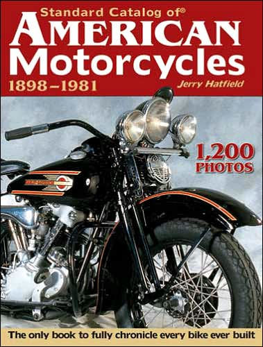 Standard Catalog of American Motorcycles