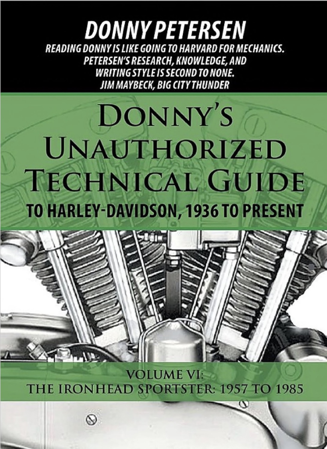 Donny's Unauthorized Technical Guide