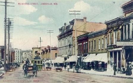 Milwaukee a principios de s.XX