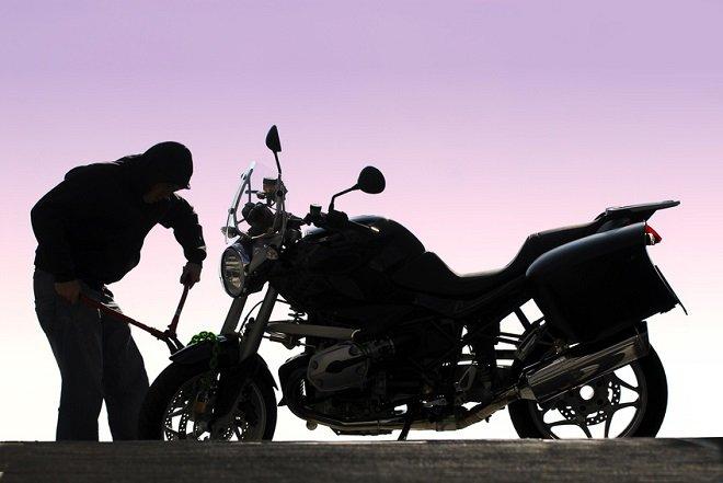 estadistica robo de motos en España