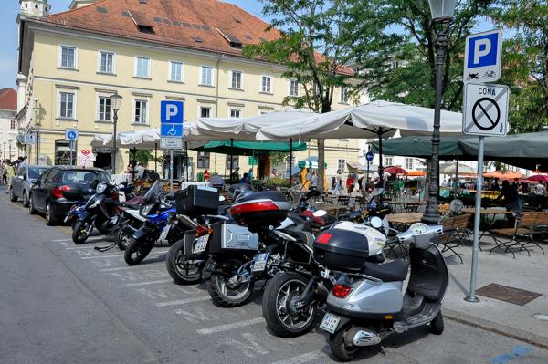 Lugares donde se roban motos
