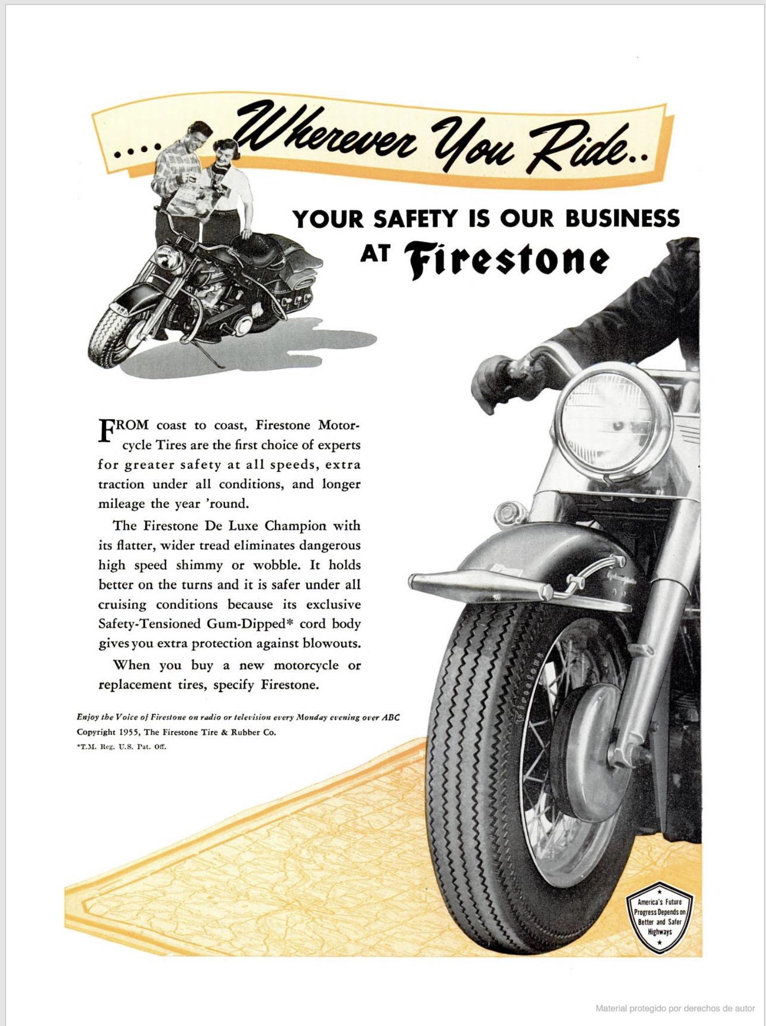 Neumáticos Firestone