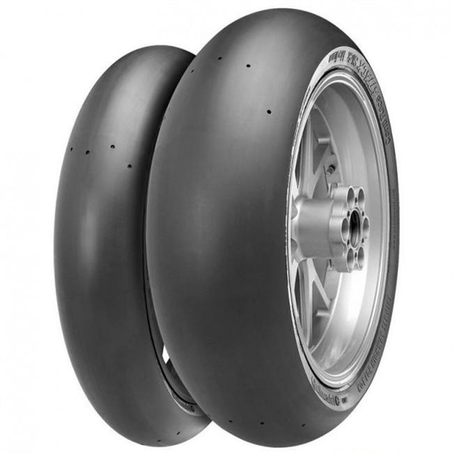 Neumático de competición (Slick)