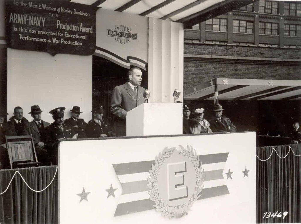 1943 - Entrega de premios E