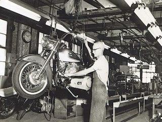 Departamentos y fabricación