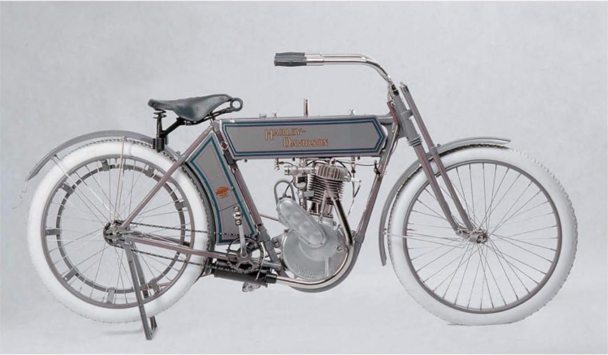 1911 - Harley-Davidson model 7 single
