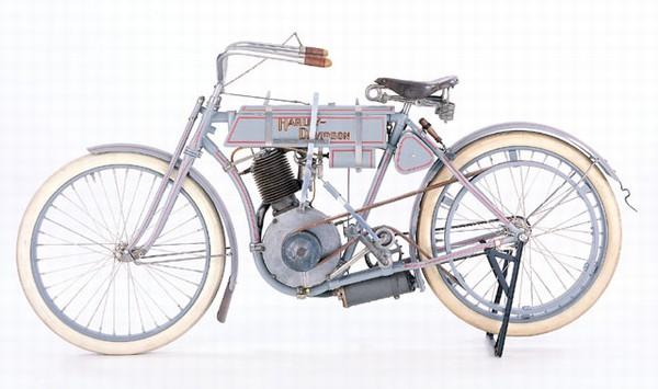 1906 - Harley-Davidson modelo 2