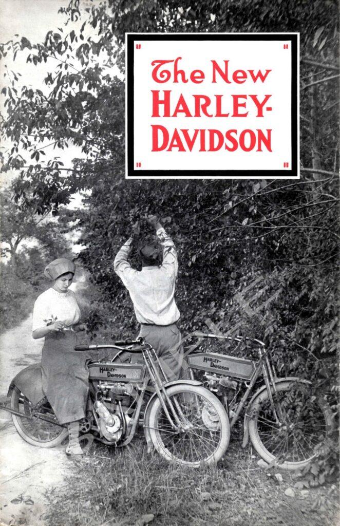 1912 - The New Harley-Davidson