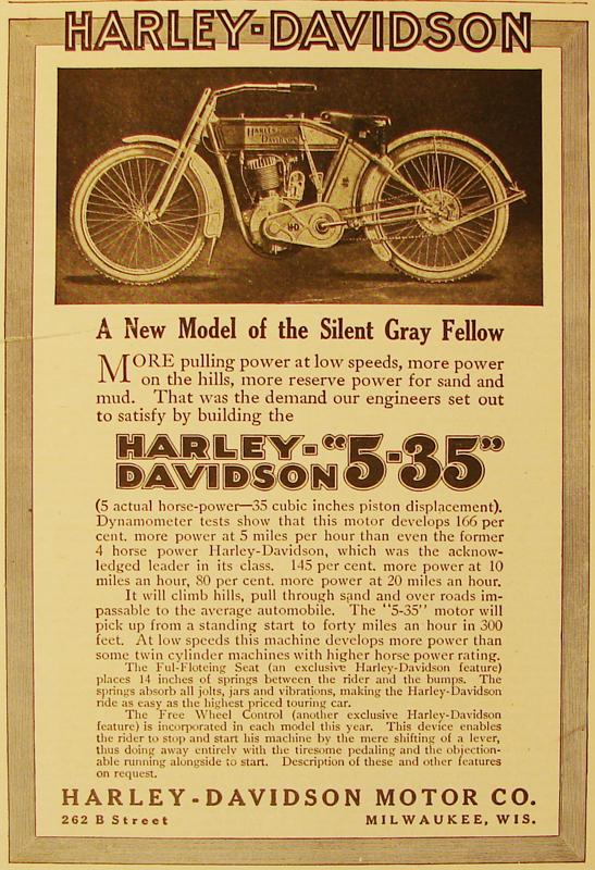 1913 - Harley-Davidson - 5-35