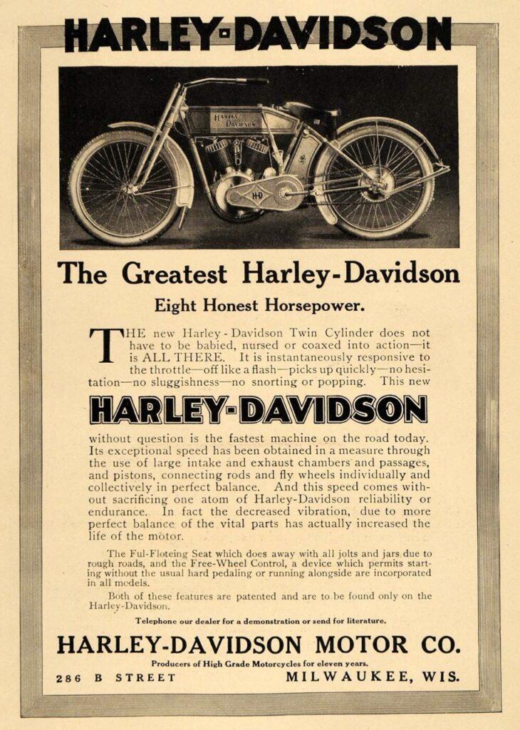 1913 - The Greatest Harley-Davidson