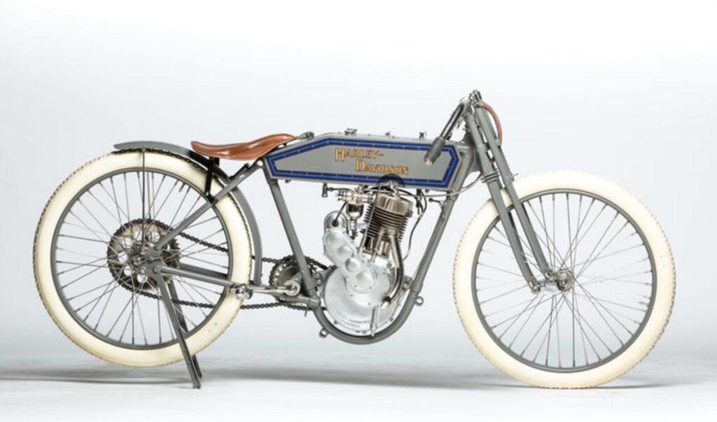 1913 - Harley-Davidson Single Racer