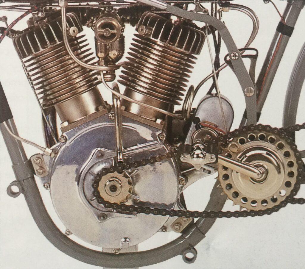 1914 motor de competicion