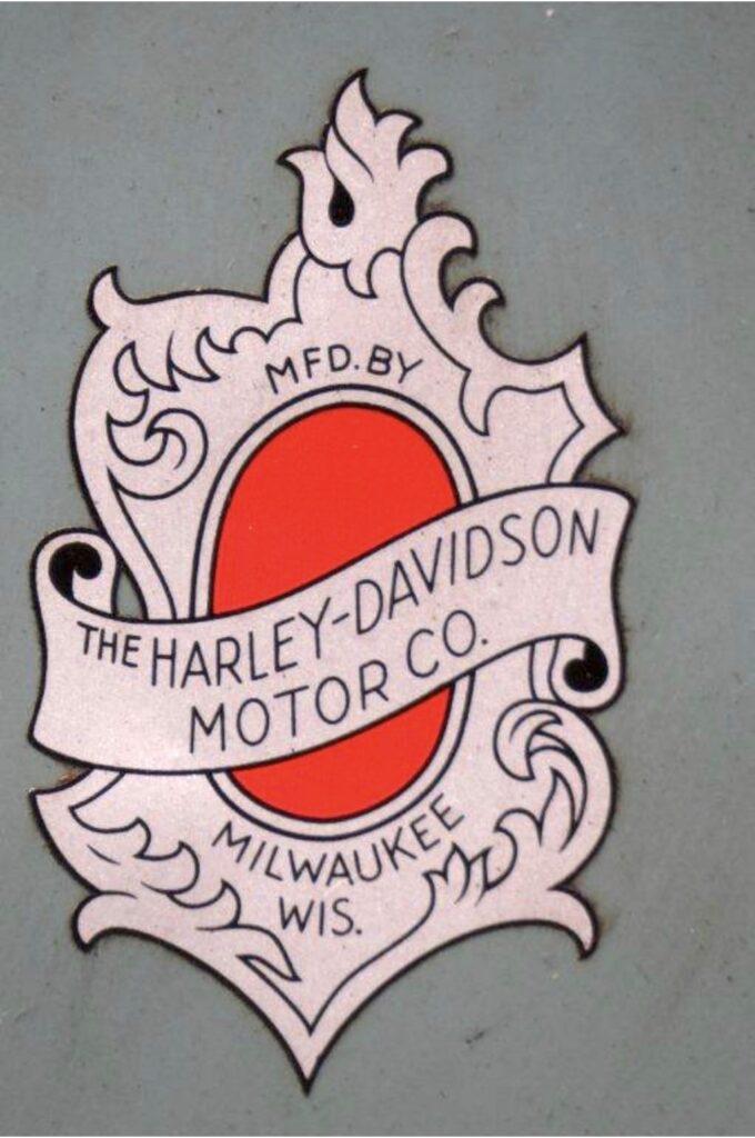 1915 - Harley-Davidson - Logo