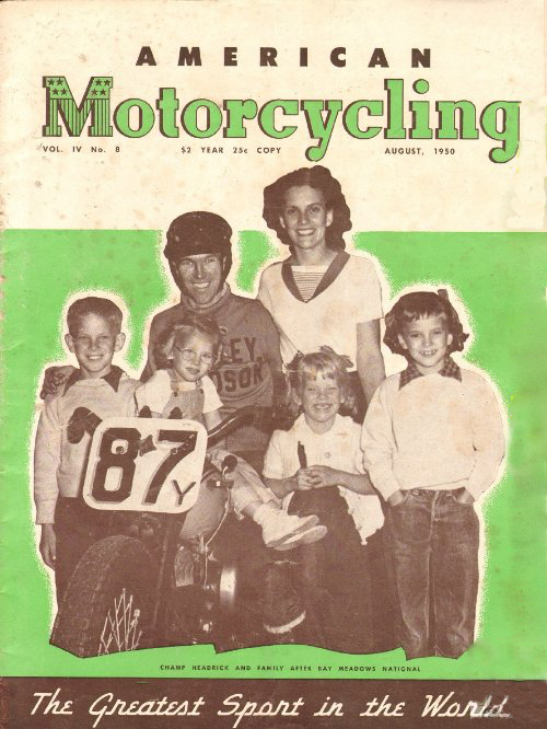 1950-ago - American Motorcycling