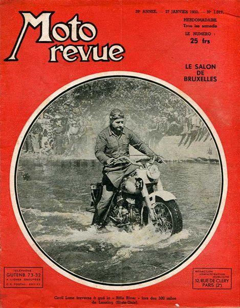 1951-01 Moto Revue