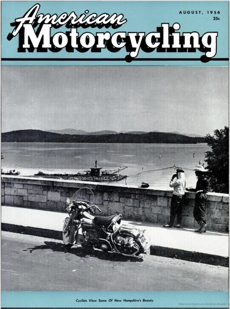 1956-ago - American Motorcycling