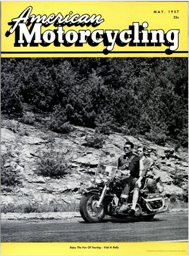 1957 - American Motorcycling