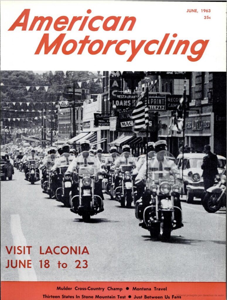 1963 - American Motorcycling