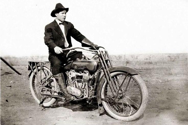 Harley-Davidson de 1916