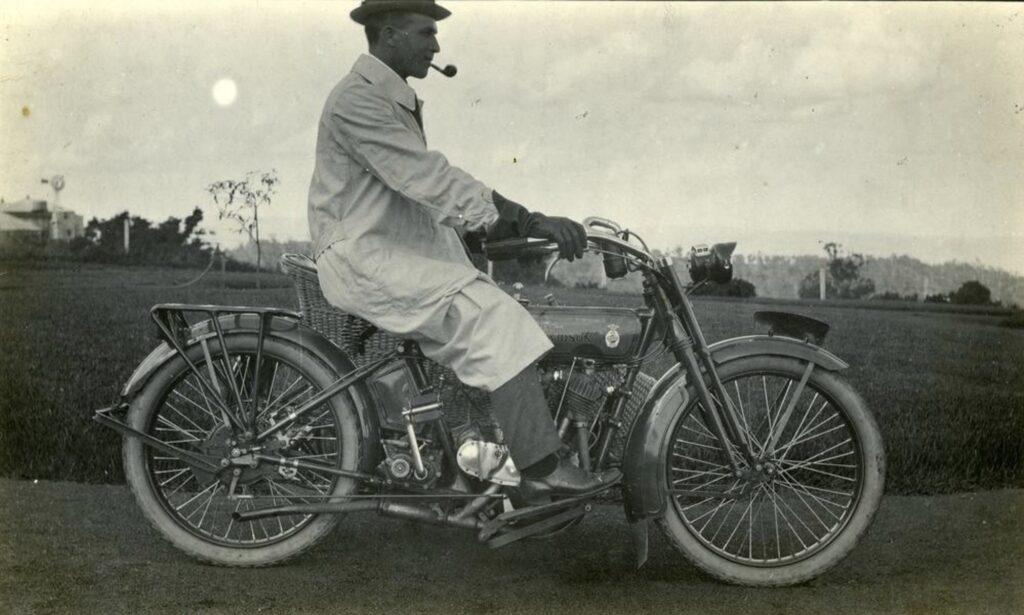 1917 - Harley-Davidson V-Twin