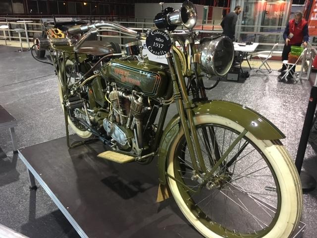 1917 - Harley-Davidson mod-17J