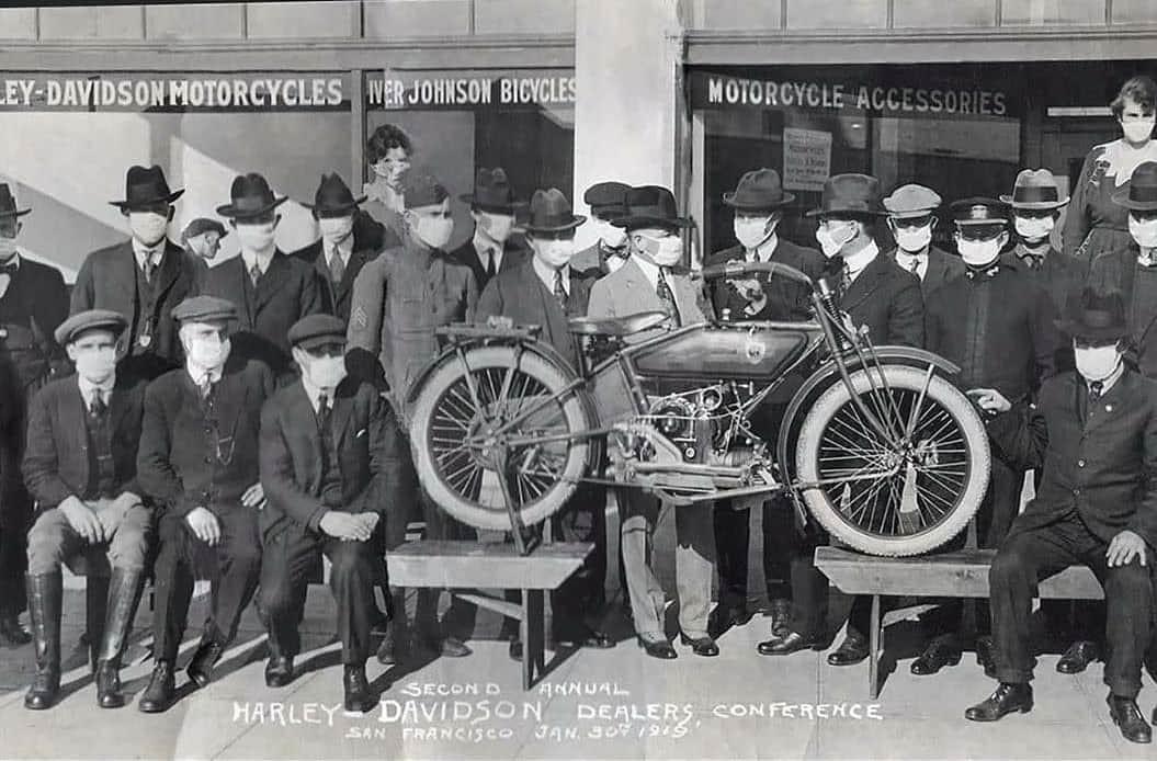 1919 - Reunión de distribuidores