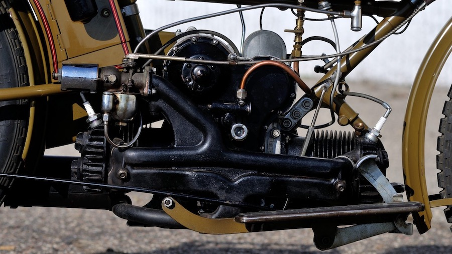 motor W-SportTwin