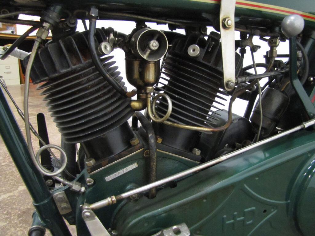 Motor del modelo 19J