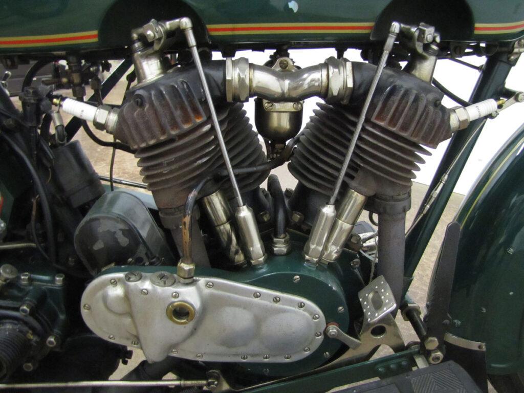 Motor de 1919 modelo J