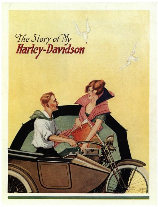 1919 - The Story of my Harley-Davidson