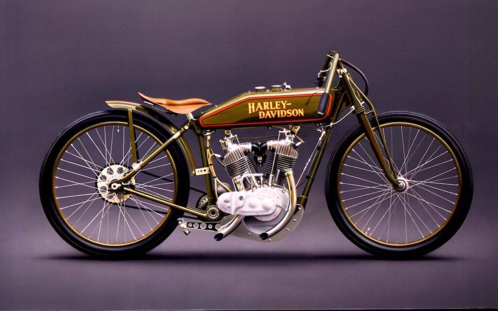 1921 - Harley-Davidson de competicion