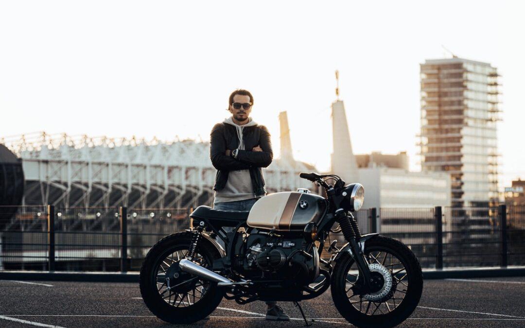 Los mejores recursos para equipar una moto custom y para la seguridad de cada conductor
